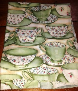 Teacup fat quarter