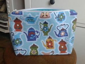 Makeup bag - from Crafty Sew and Sew